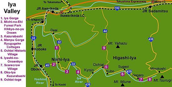 Iya map