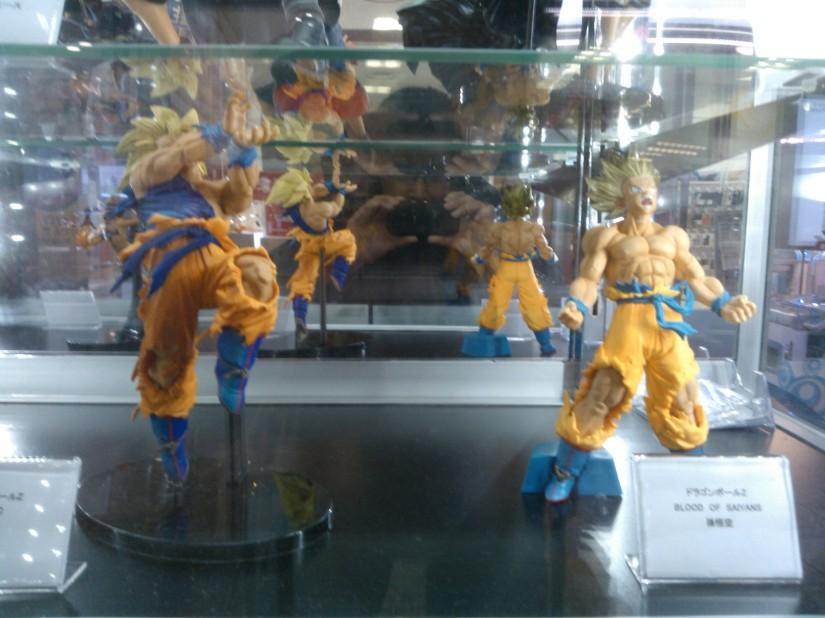 Figurines de Goku