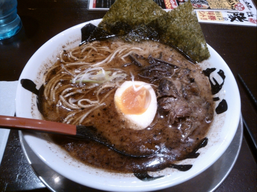 Ramen de Kumamoto