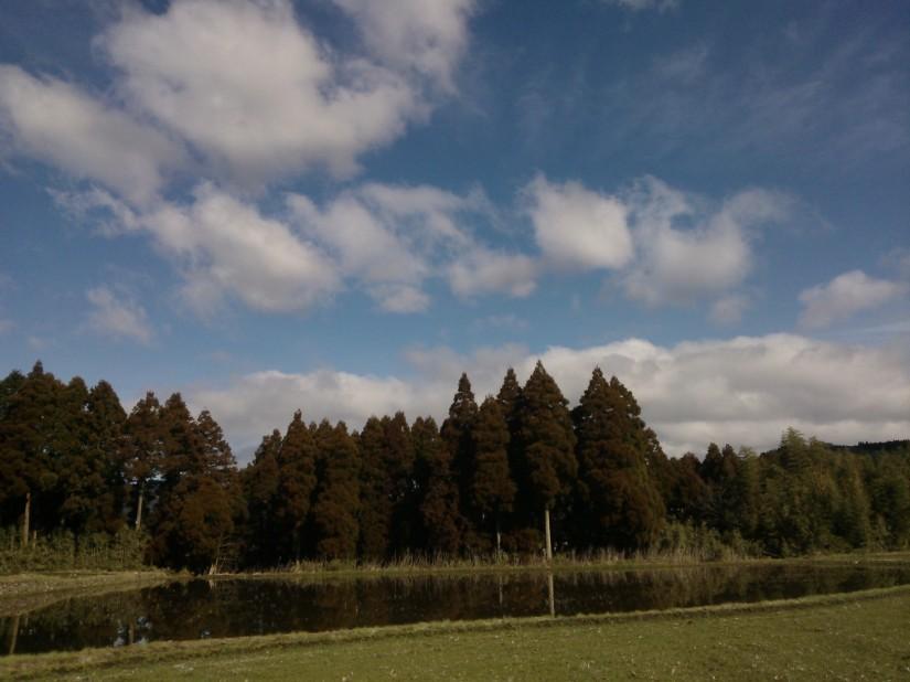 Paysage Minami Aso