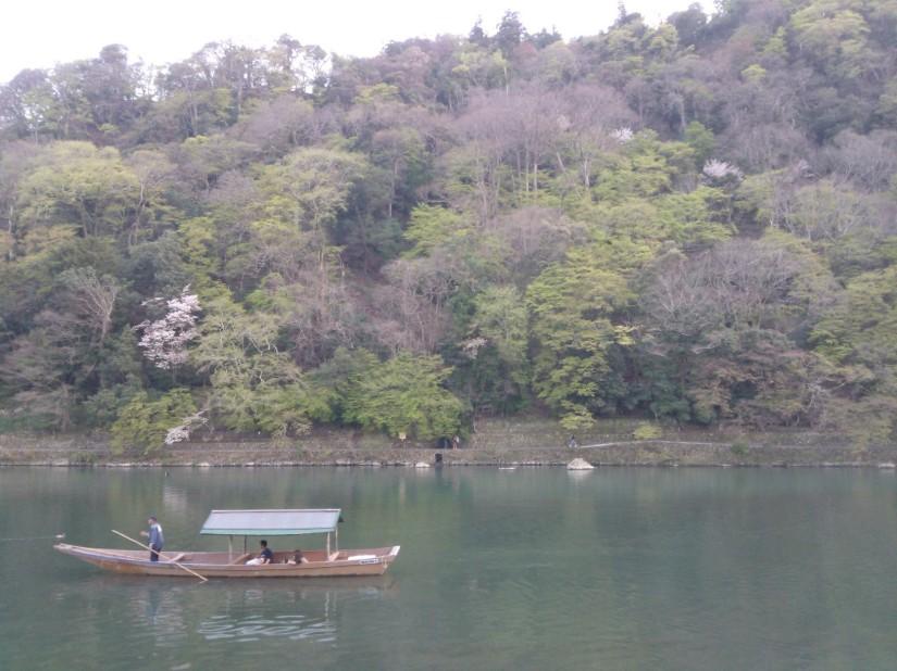 Lac de Kyoto