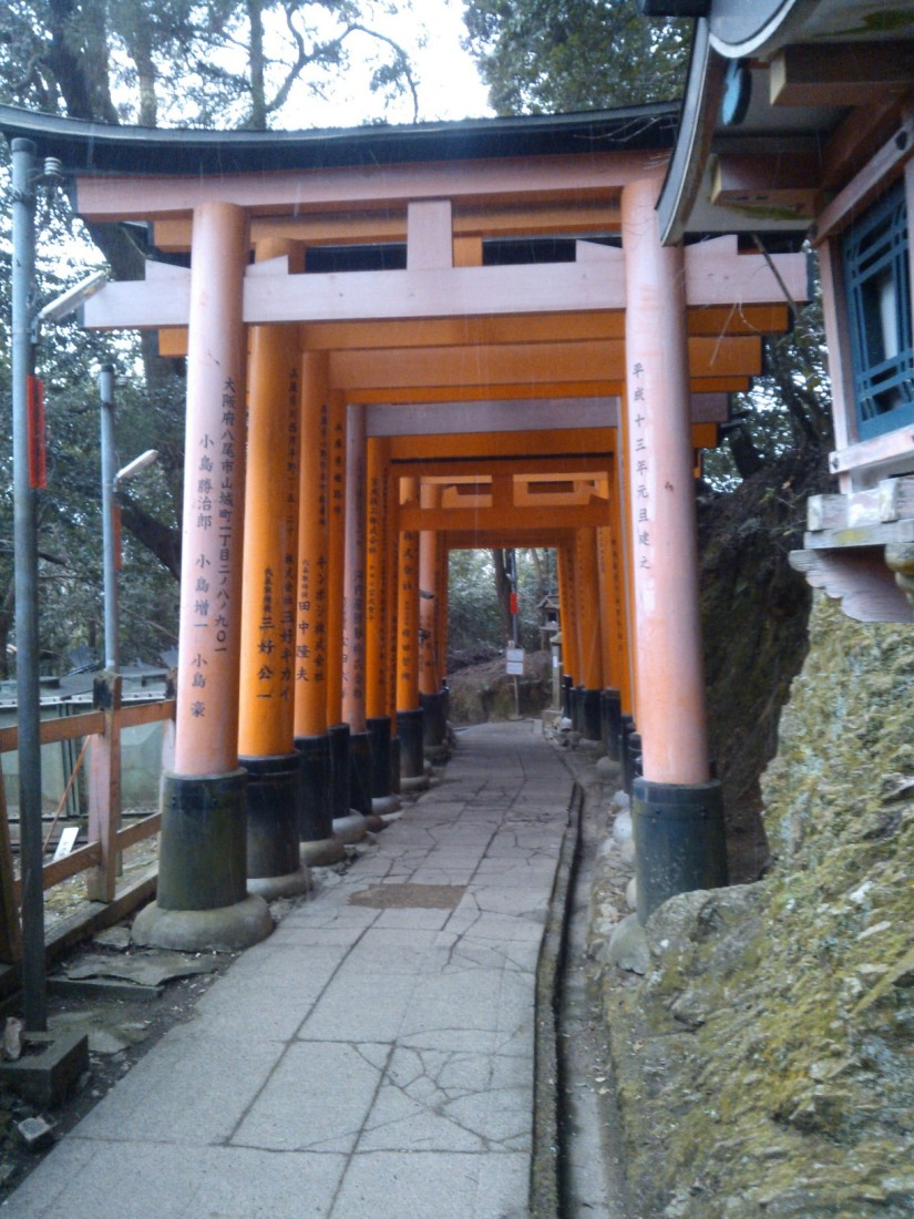 Sanctuaire Fushimi